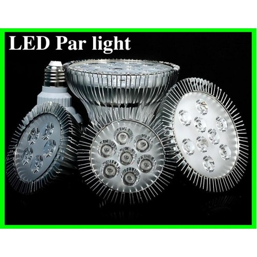 LED PAR 20 / E26 E27 / 9W / Warm White