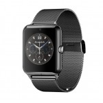 Smartwatch Phone SMP3002 Black / metal wristband / sim card / sms / phone calls / 4G memory