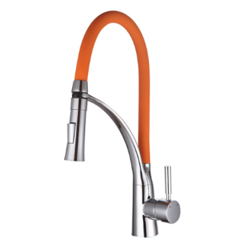 Kitchen Faucet Luxury Ifaye Sanitary Kf1008 Orange