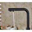 Kitchen Faucet / Oil Rubbed Bronze / iFaye Sanitary KF1037