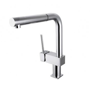 Kitchen Faucet / Chrome / iFaye Sanitary KF1045