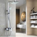 Robinet de Douche / Chrome / SF1002 / Sanitaire iFaye