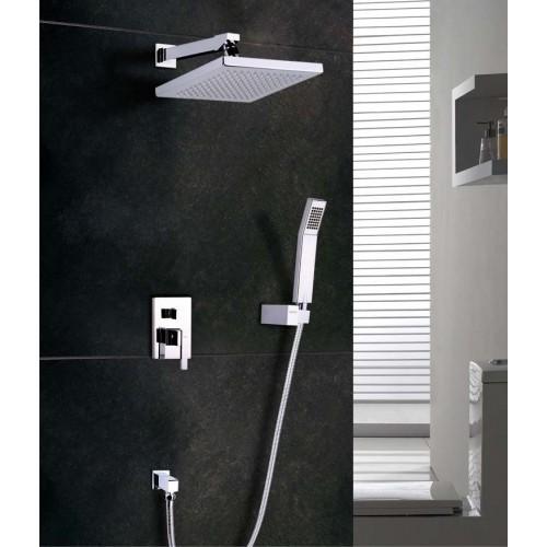 Robinet de Douche / Chrome / SF1006 / Sanitaire iFaye