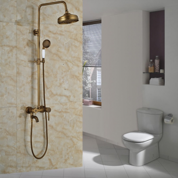 Shower Faucet / Antique Brass / SF1010 / iFaye Sanitary