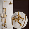 Shower Faucet / Antique Brass / SF1013 / iFaye Sanitary
