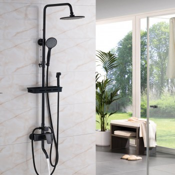 Shower Faucet / Oil Rubbed Bronze / SF1018 / iFaye Sanitary