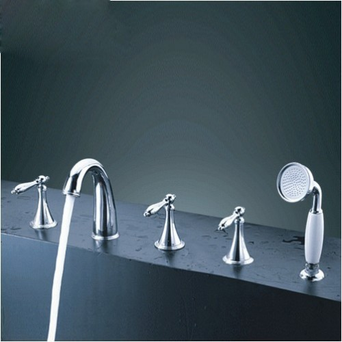 Tub Faucet / 5-Piece / iFaye Sanitary TF1002