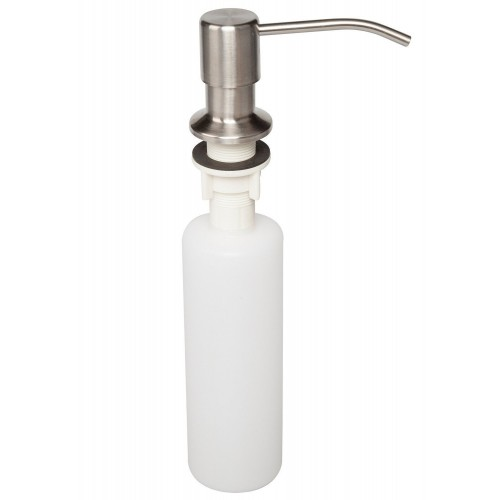 Kitchen Sink Soap Dispenser / Brushed Nickel / SD1002