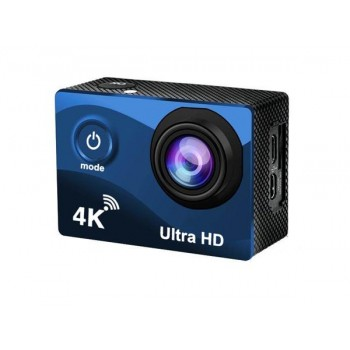 Action Camera 4K Ultra HD / A13 / Blue / WIFI