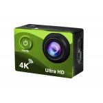 Action Camera 4K Ultra HD / A13 / Green / WIFI