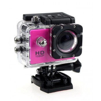 Action Camera Full HD 1080P 2.0 inch / Pink