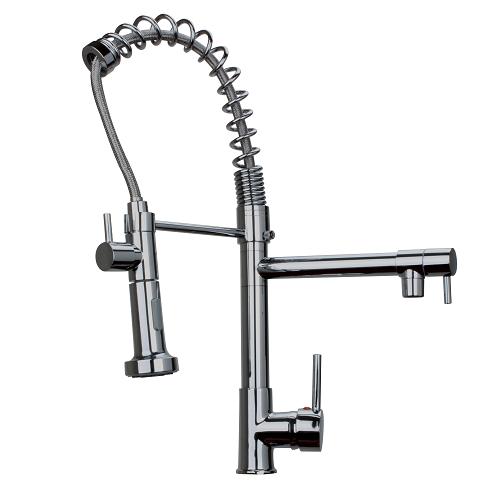 Kitchen Faucet / iFaye Sanitary KF1014
