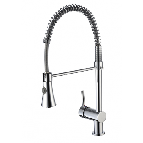 Kitchen Faucet Spring one outlet / iFaye Sanitary KF1004
