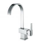 Kitchen Faucet / Chrome / iFaye Sanitary KF1033