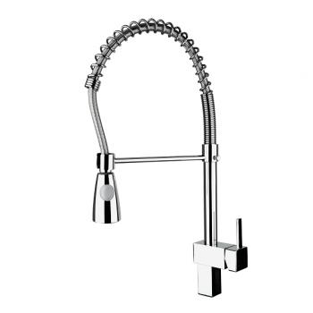 Kitchen Faucet / Luxury / Chrome / iFaye Sanitary KF1035