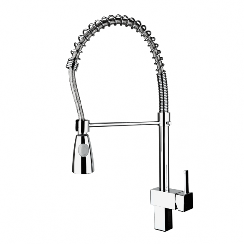 Kitchen Faucet / Luxury / Chrome / iFaye Sanitary KF1035