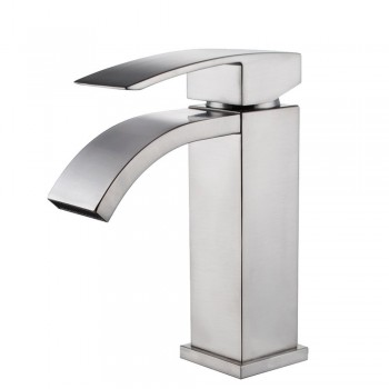 Basin Faucet / Brushed Nickel / LF1006 / iFaye Sanitary