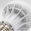 LED light bulb 9W Warm White