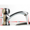 Basin Faucet Single Handle Cold Water / iFaye Sanitary
